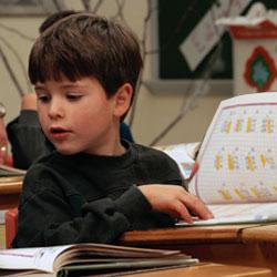 Ребенок в классе