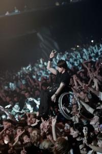 концерта группы KoЯn